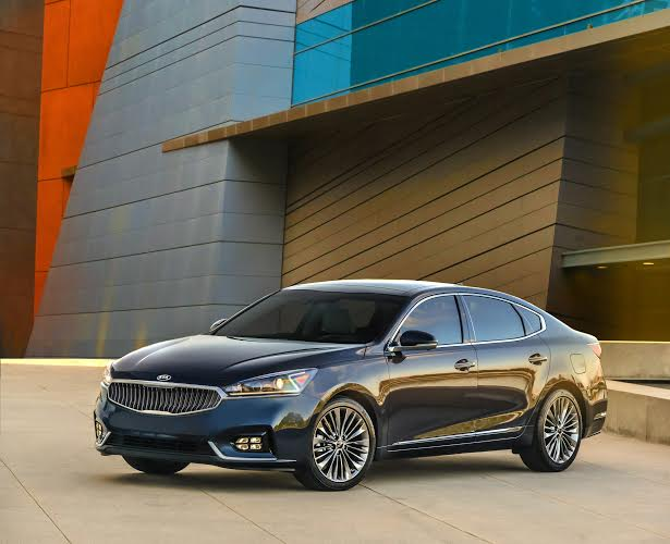 World, Meet The 2017 Kia Cadenza 1