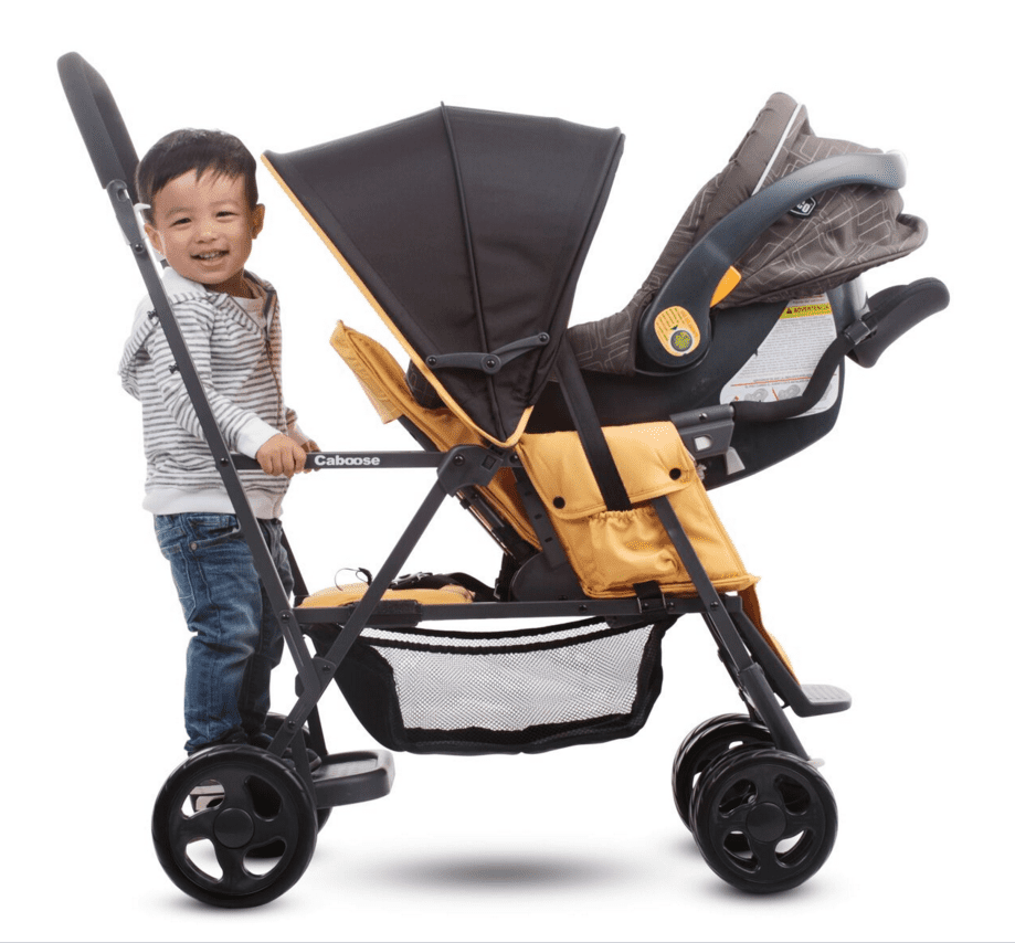 Joovy Debuts New Caboose And Second Seat Accessory 3