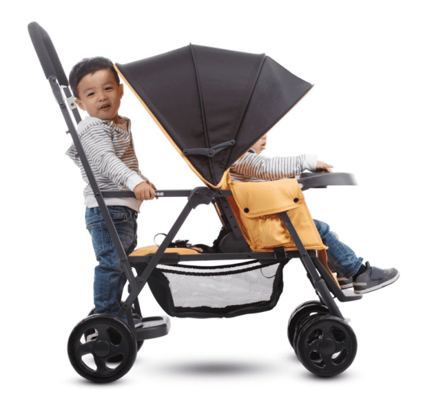Joovy Double Stroller Car Seat Adapter Strollers For Twins