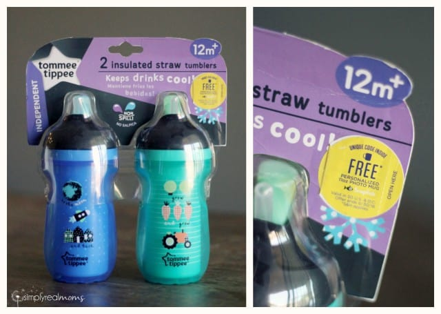 Tomme Tippee and Snapfish have a great FREE mug deal!
