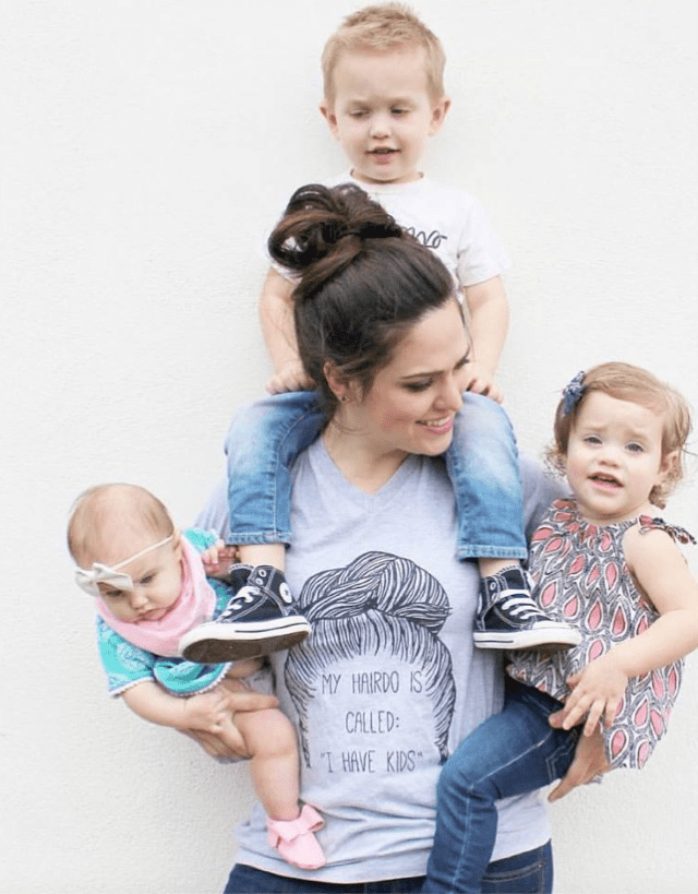 Trendy Pear Mom Hairdo Shirt
