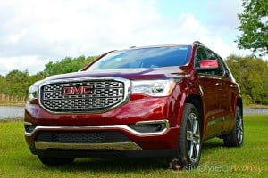 Dream Car + Dream House? Meet The 2017 GMC Acadia 6
