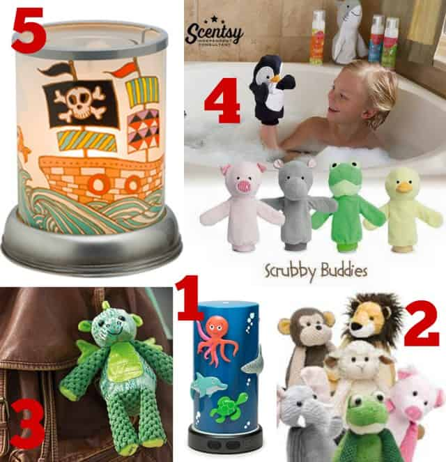 Scentsy for kids