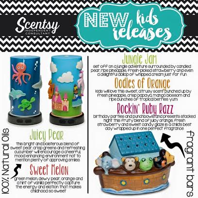 Top 5 Must-Have Items for Scentsy Lovin\' Littles - Simply Real Moms