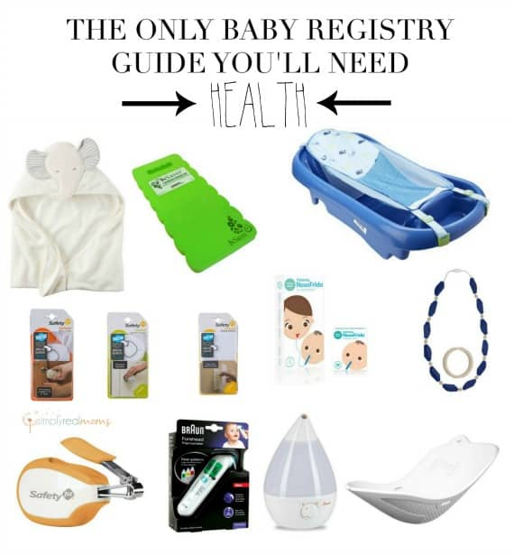 The Only Baby Registry Guide You'll Need Health