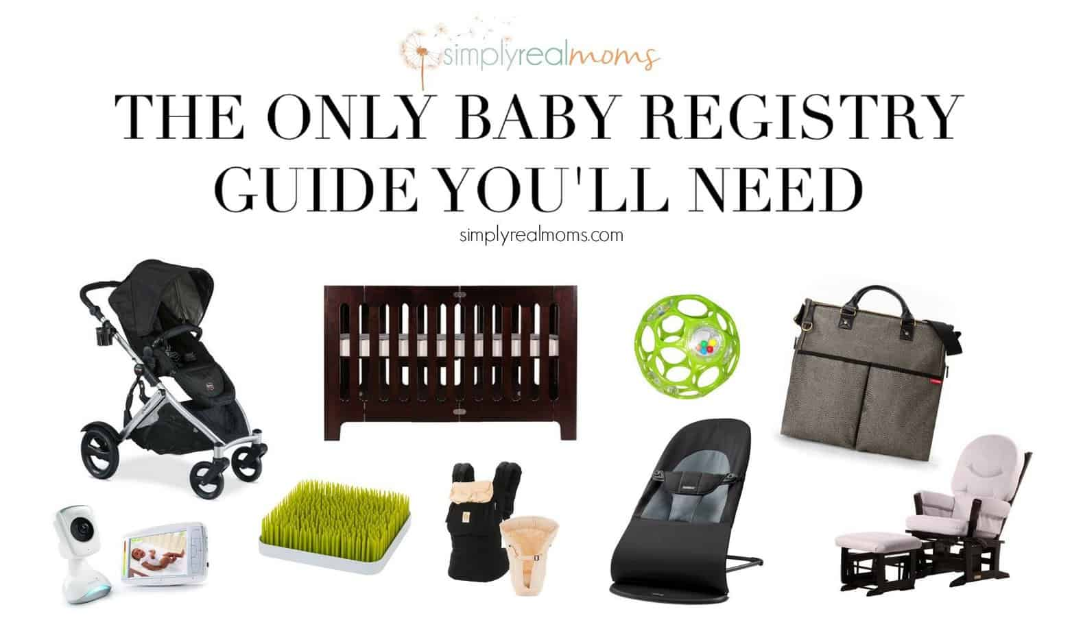 6fd873af5eb35 The Only Baby Registry Guide You'll Need