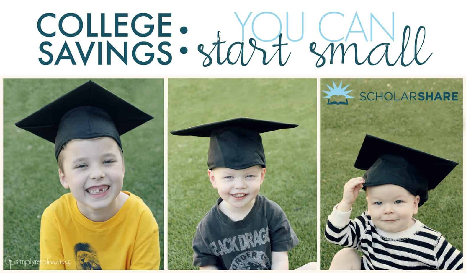 College Savings: You Can Start Small 1