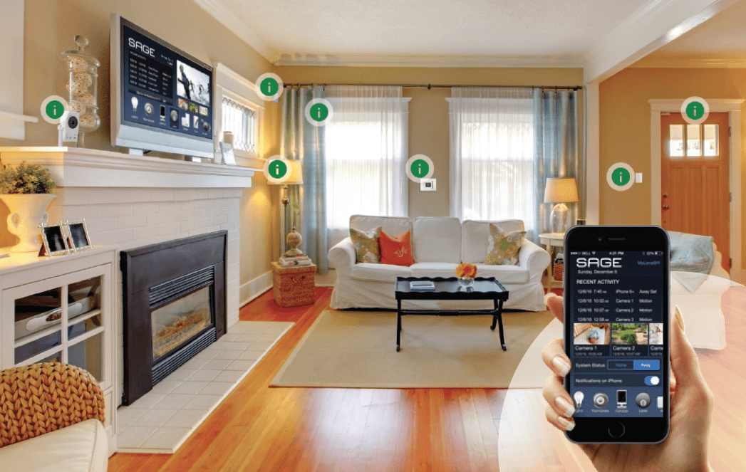 Home Automation from SAGE