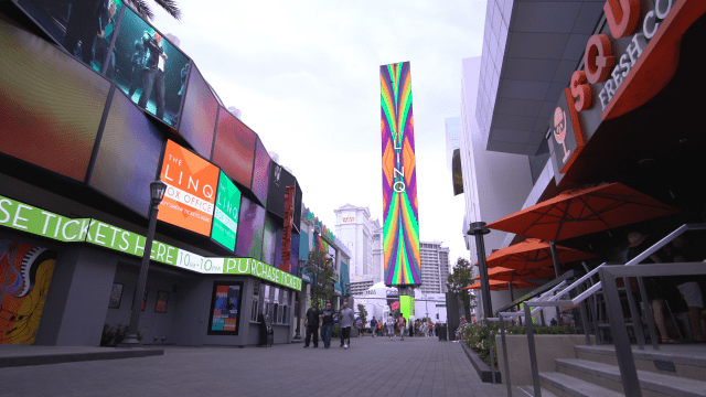 Linq Hotel Review 4