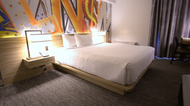 Linq Hotel Review 5