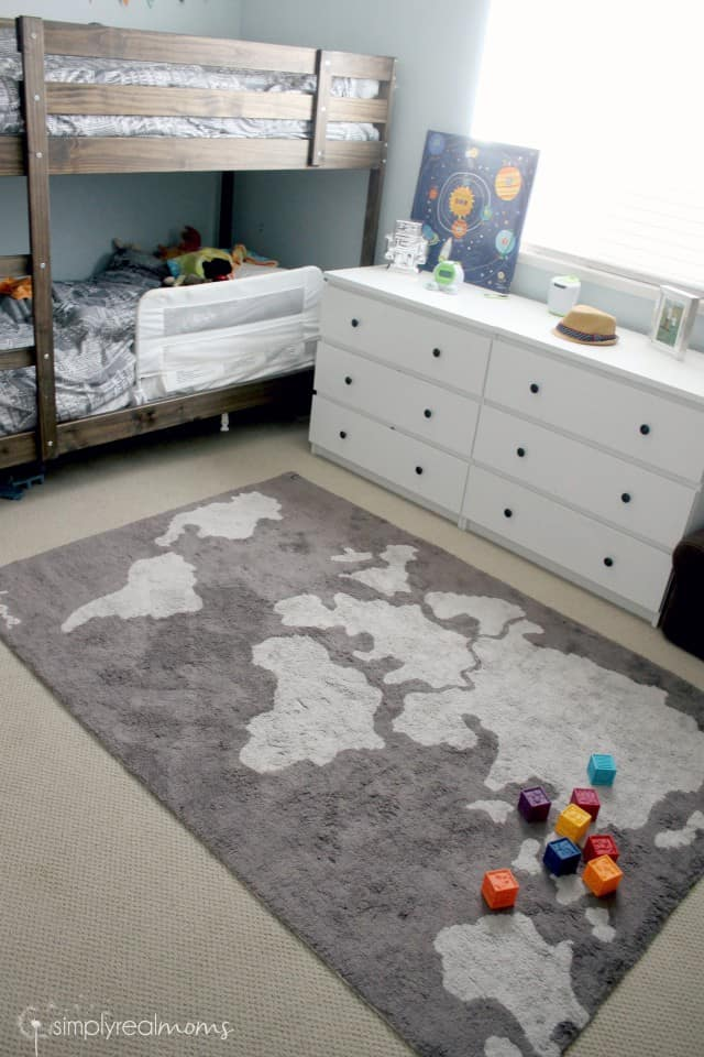 trendy machine washable rugs from lorena canals simply real moms. Black Bedroom Furniture Sets. Home Design Ideas