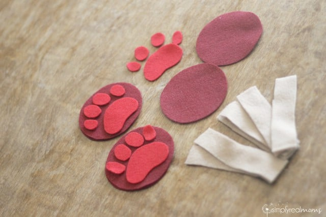Pawpsicle Pieces Cut Out