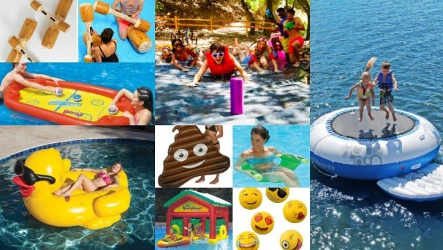 10 Ridiculously Awesome Pool Toys This Summer