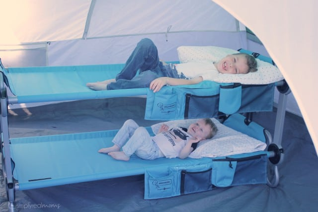 Bunk Bed Cots