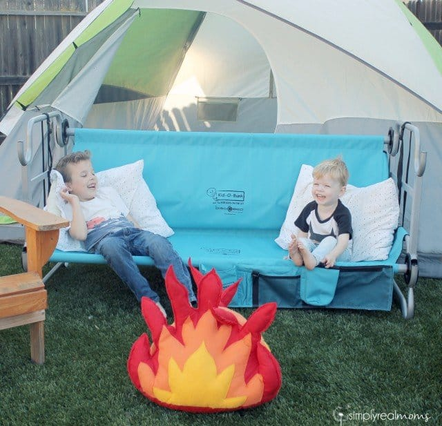 Camping Couch