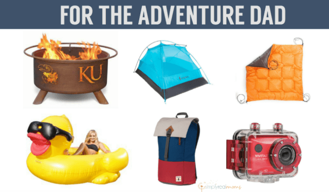Fathers Day Adventure Gifts
