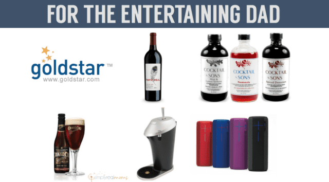 Fathers Day Entertaining Gifts