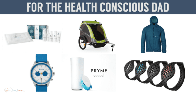 Fathers Day Healty Gifts