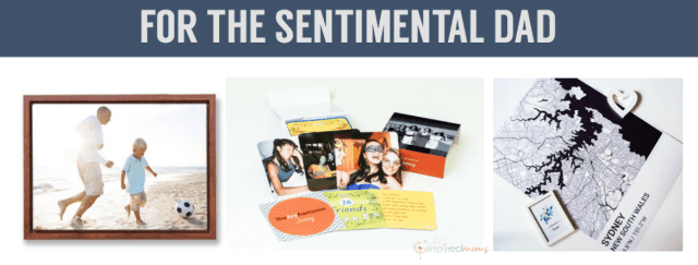 Fathers Day Sentimental Gifts