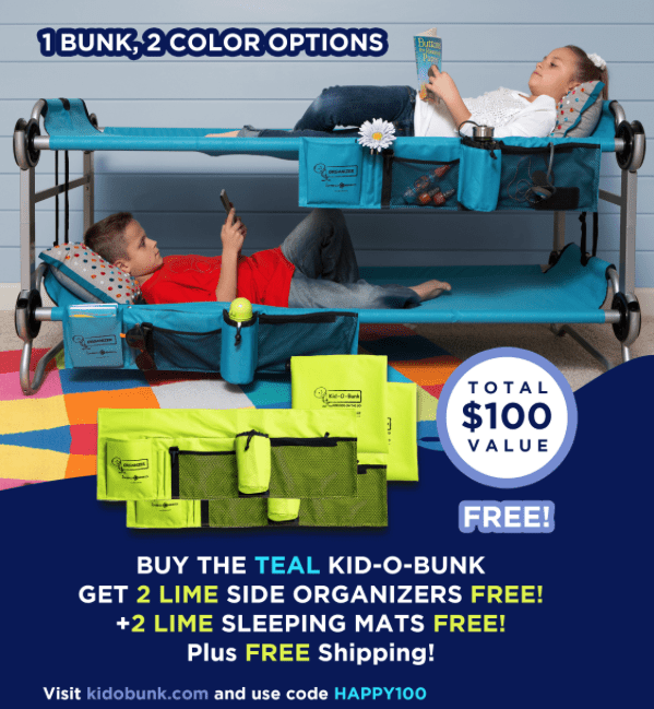 Kid-O-Bunk offer