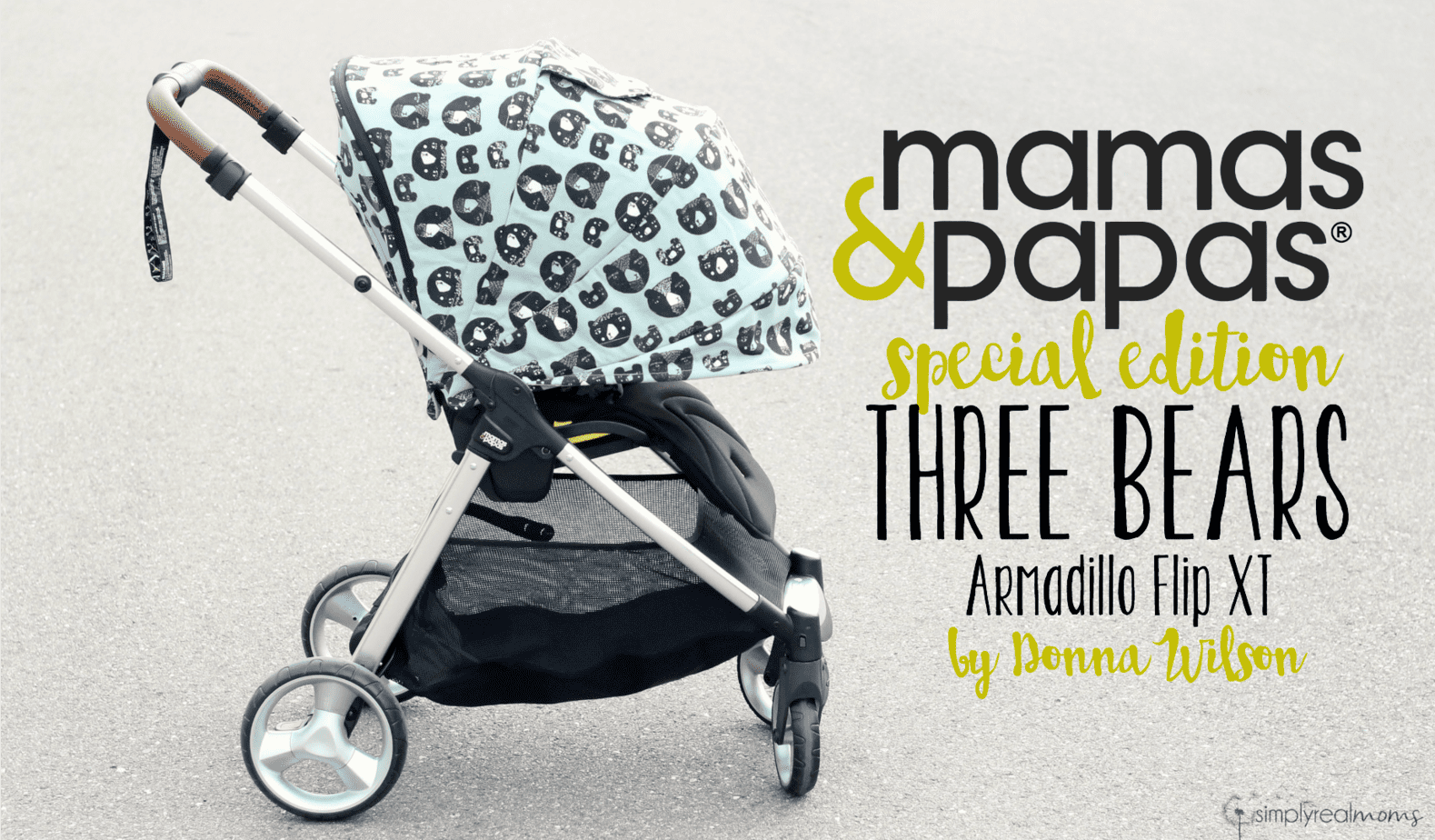 Mamas&Papas Three Bears