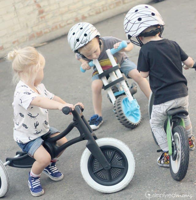 Trendy Toddler Bikes