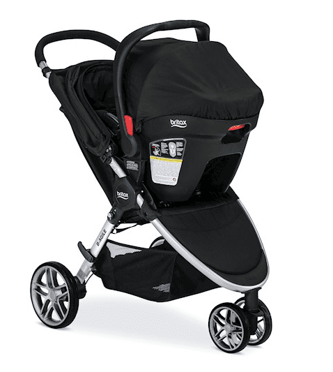 2016 B-Agile Travel System