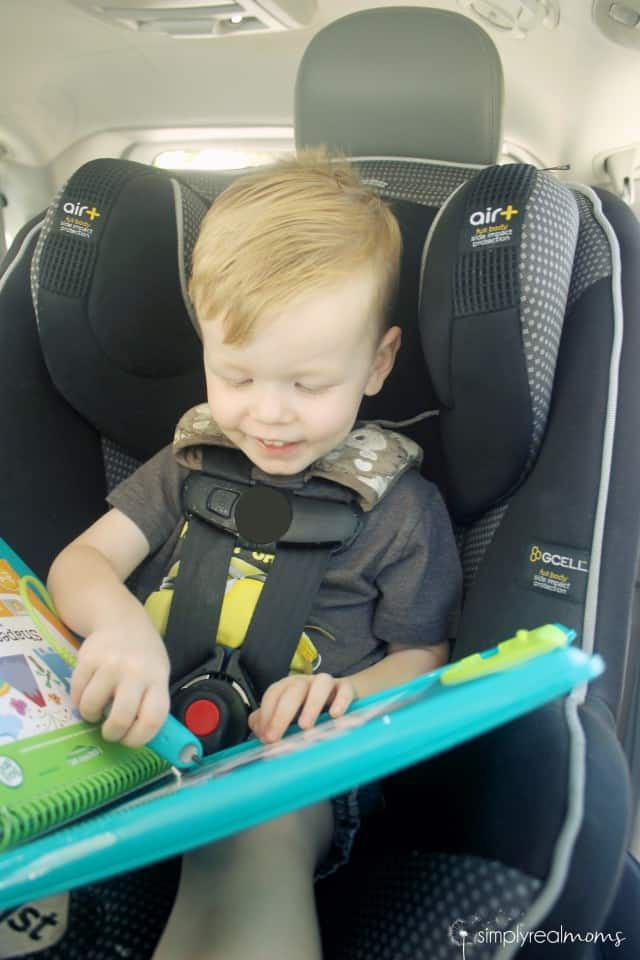 Leap Start in the car