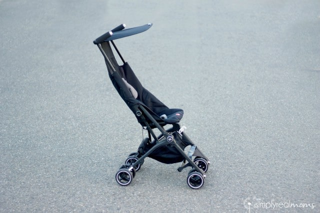 Pockit Stroller with sun shade