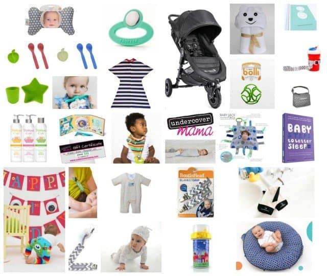 Win everything but the baby giveaway