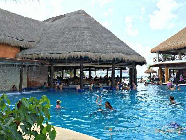 Costa Maya Port Pool