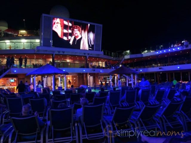 Movie carnival cruise