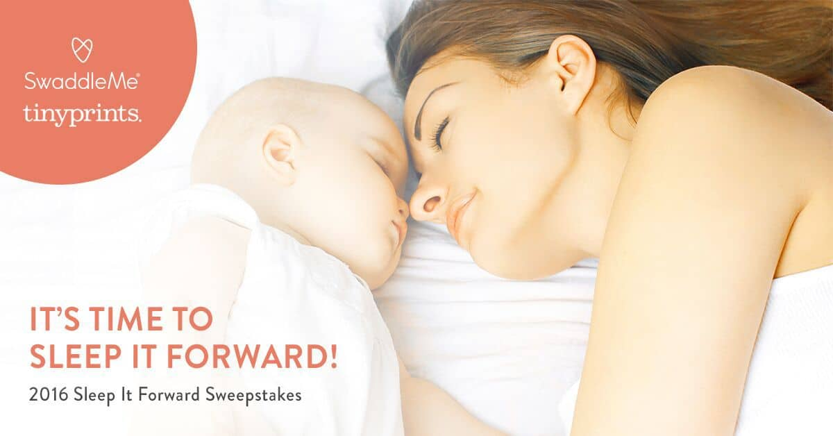 Sleep It Forward Sweeps