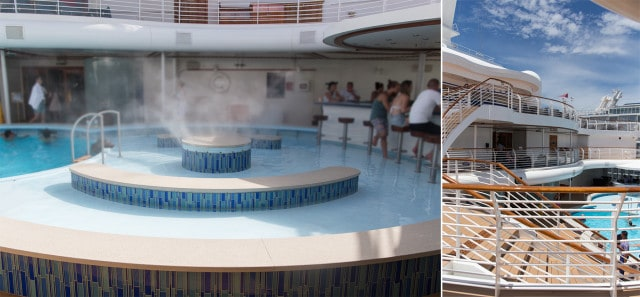 disney cruise adult area