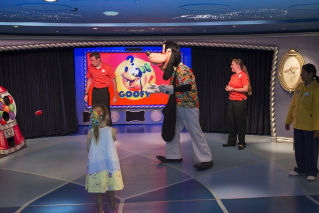 disney cruise goofy