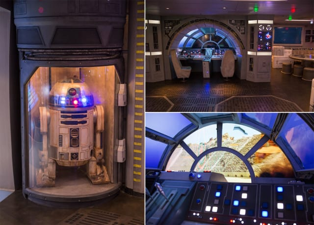Disney Dream Millenium Falcon