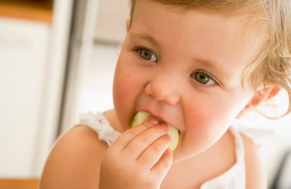 16 Finger foods for babies