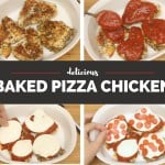 Baked Pizza Chicken