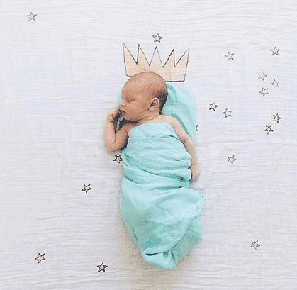 Crown Swaddle