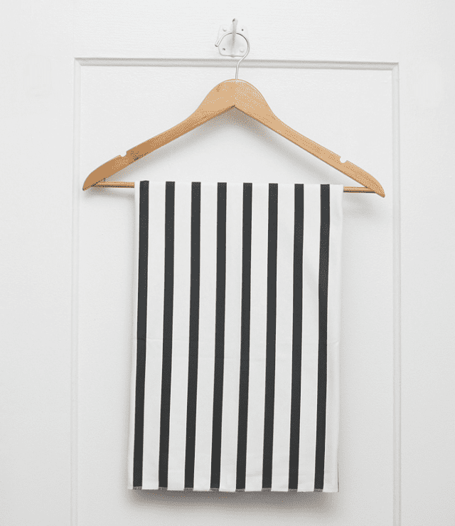 Striped Swaddle