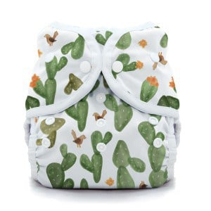 trendy diapers thirsties cactus