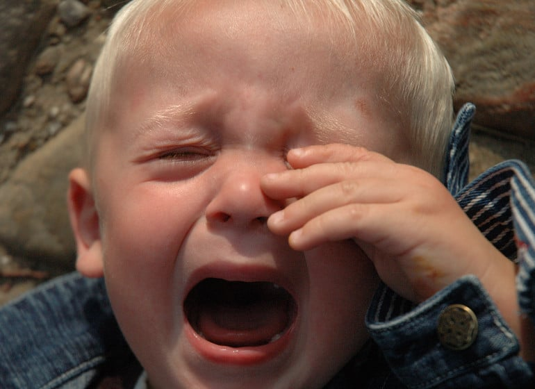 18 Reasons Why My Toddler is Throwing a Tantrum