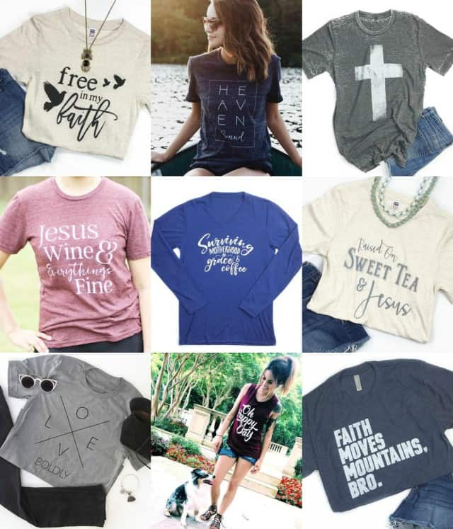 Faith Trendy Shirts