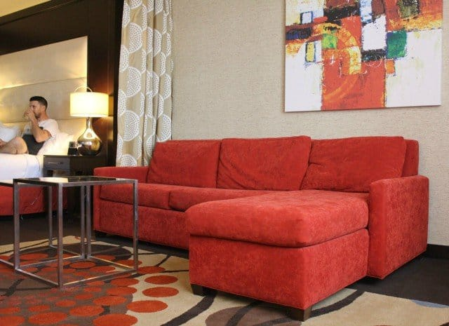 GSR room couch