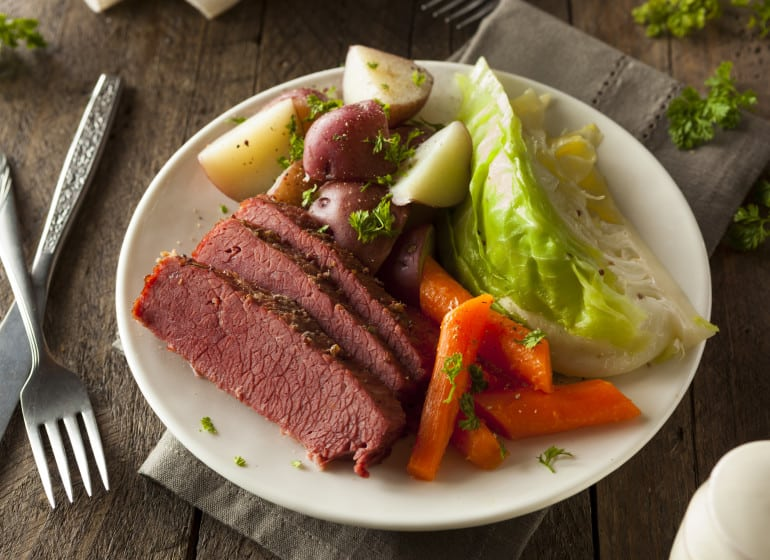 Perfect Corned Beef