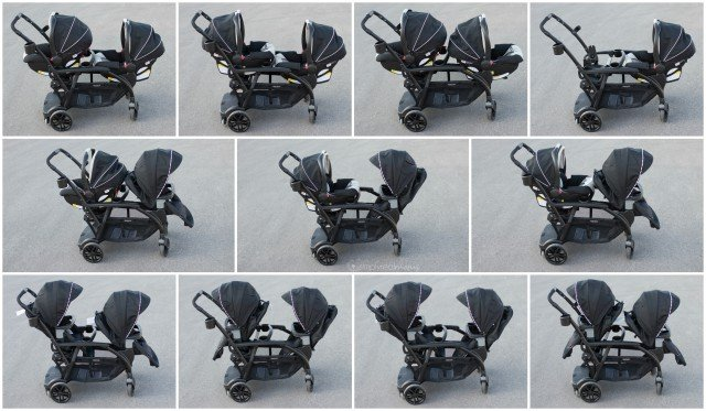Graco Modes Duo Positions