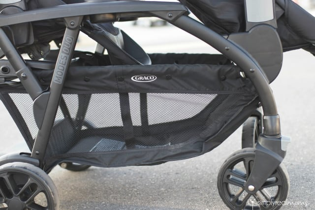 Graco Modes Duo Storage