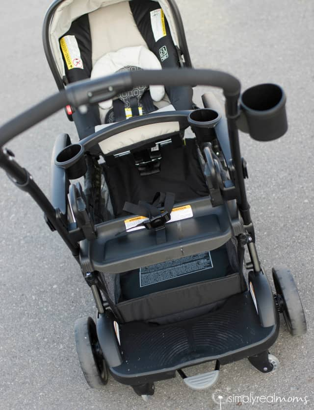 Graco Modes Duo Stroller Board
