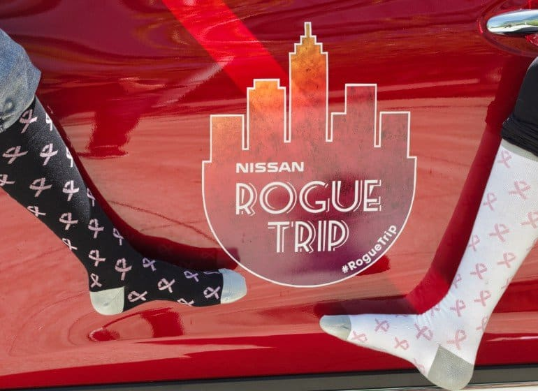 Rogue Trip Charity