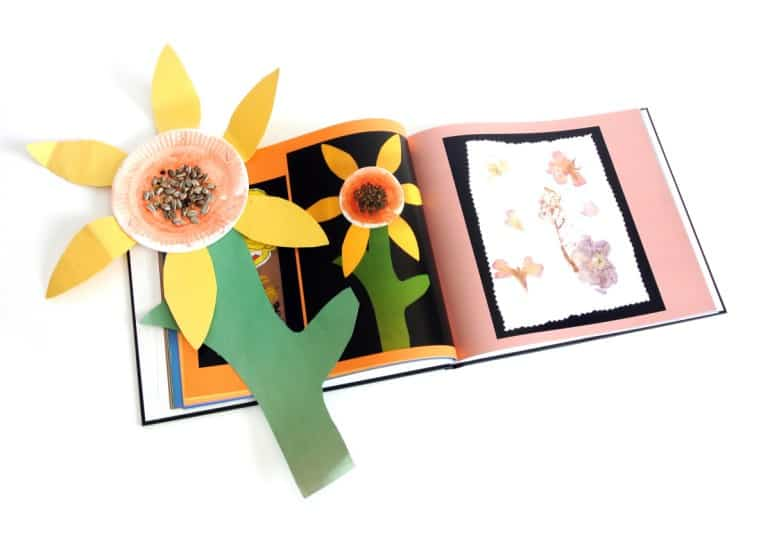 School Worx turns your child's school art into a gorgeous book!